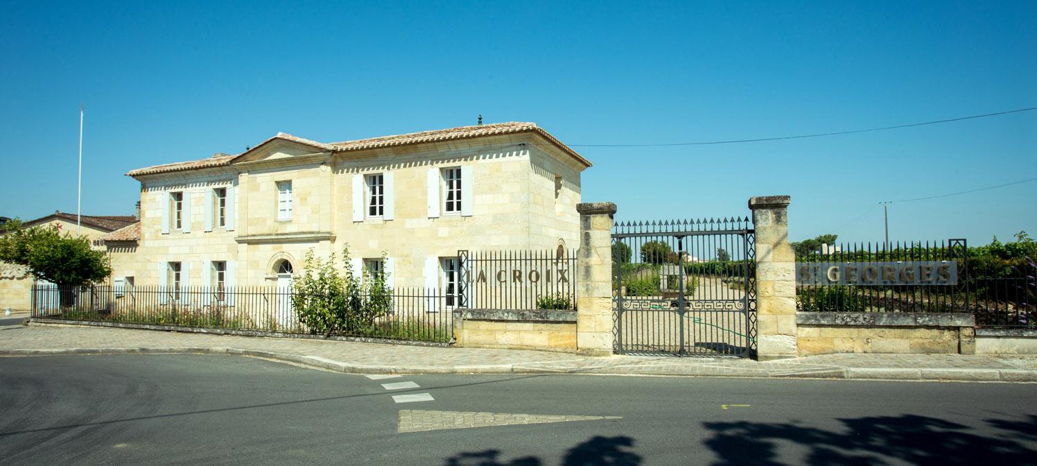 Joseph Janoueix : Château La Croix St-Georges